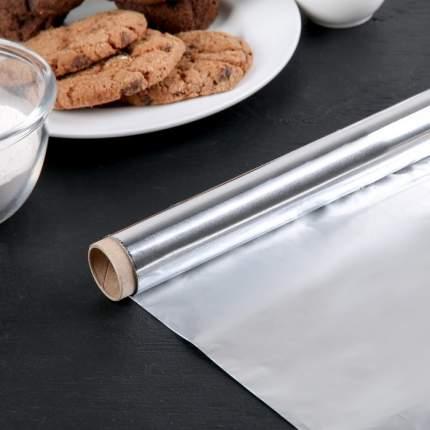Фольга орел пищевая алюминиевая для запекания 30см x8м
