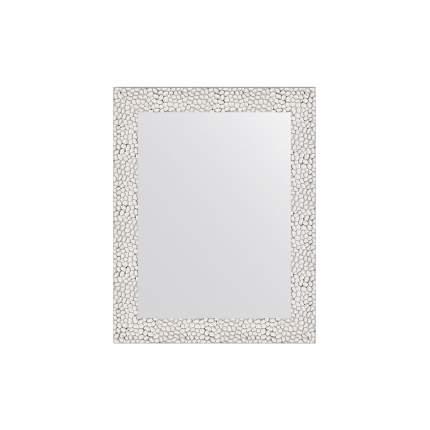 Зеркало в раме EVOFORM чеканка белая