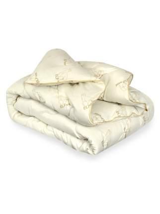 Одеяло ЭЛЬФ из овечьей шерсти всесезонное 2-спальное