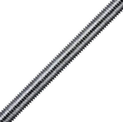 Шпилька резьбовая Партнер M10x2000 оцинкованная 29225