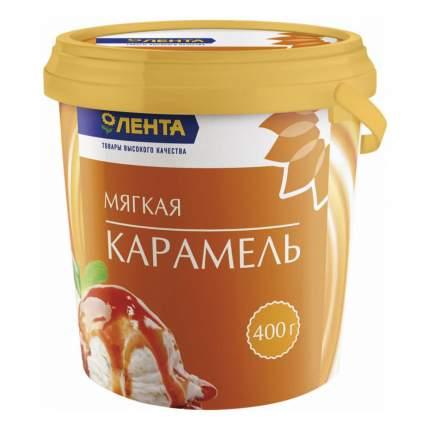 Карамель Лента мягкая с сахаром бзмж 5% 400 г
