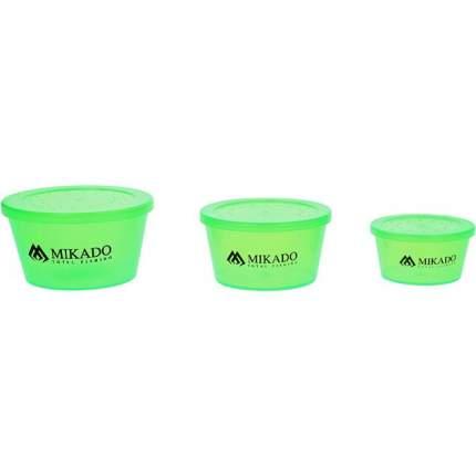 Набор коробок для наживки Mikado UAC-H403-SET (10x5,5/9x4,8/7x3,4cm) 3 шт.