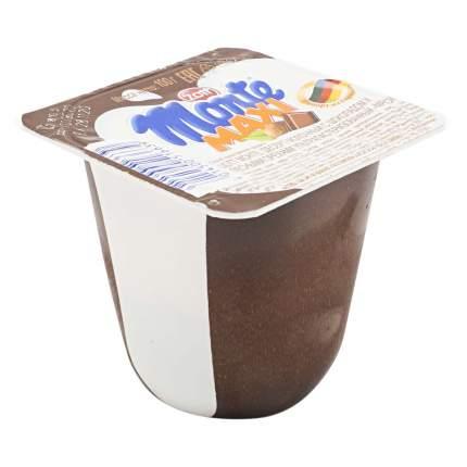 Десерт Zott Monte max шоколад и лесные орехи 13,3% бзмж