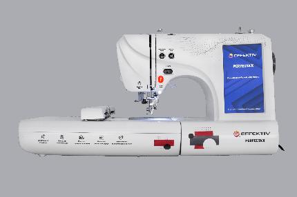 Швейно - вышивальная машина EFFEKTIV PERFECTA X