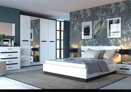 Горизонт Модульная спальня Вегас (композиция 2)