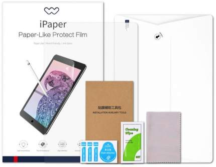 """Защитная пленка с эффектом бумаги WIWU iPaper для iPad 10.2"""""""