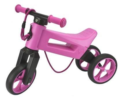 Беговел Funny Wheels Rider SuperSport фиолетовый