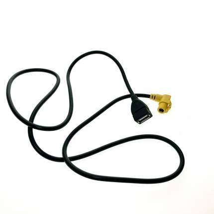 Кабель AUX to USB type A Female 1м для Volkswagen Tiguan Toura