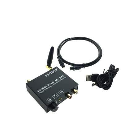 Цифро-аналоговый преобразователь Espada Amplifier Black