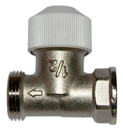 """Вентиль термостатический SR Rubinetterie ВР-НР 1/2""""х3/4"""" без хвостовика, M252-1500N000"""