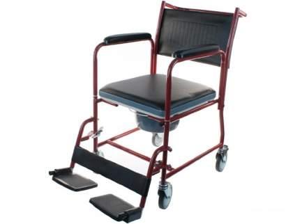 Кресло-коляска (каталка) с туалетным устройством