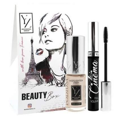 Подарочный набор для макияжа Yllozure №9789