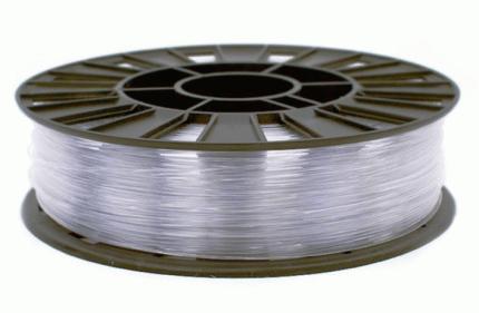Пластик для 3D-принтера Lider-3D PETG Transparent