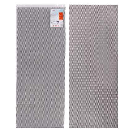 Сетка для защиты радиатора  алюм.  яч. 10*4 мм (R10)  100*40 см  черная (1 шт.) (APM-A-04)