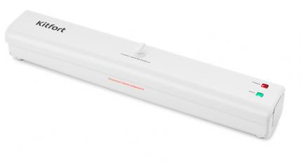 Вакуумный упаковщик Kitfort KT-1506 White