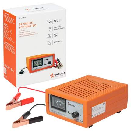 Зарядное устройство 0-7А 12В, амперметр, ручная регулировка зарядного тока, импульсное