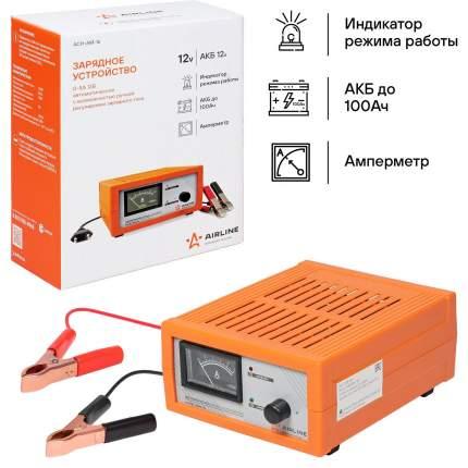 Зарядное устройство 0-5А 12В, амперметр, ручная регулировка зарядного тока, импульсное