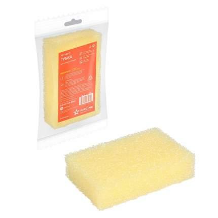 Губка для мойки стекол (12*8*3см) (пакет с европодвесом) Airline ABTN007