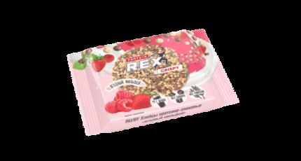 """Протеино-злаковые хлебцы PROTEINREX """"Ягодный мильфей"""" (коробка, 12 штук по 55 грамм)"""