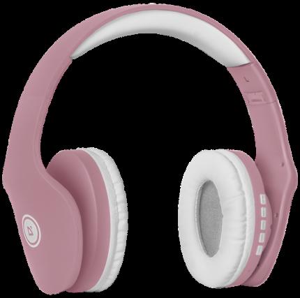 Беспроводная гарнитура FreeMotion B525 Pink/White