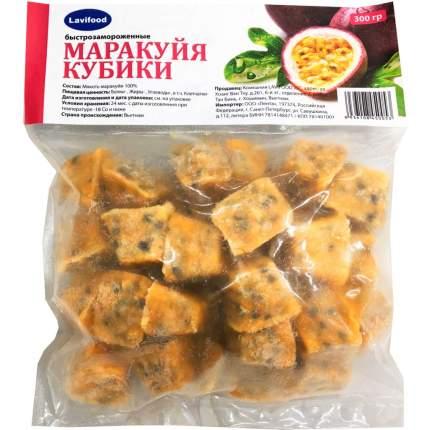 Маракуйя Lavifood кубики замороженная 300 г