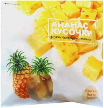 Ананас Lavifood кусочки замороженный 300 г