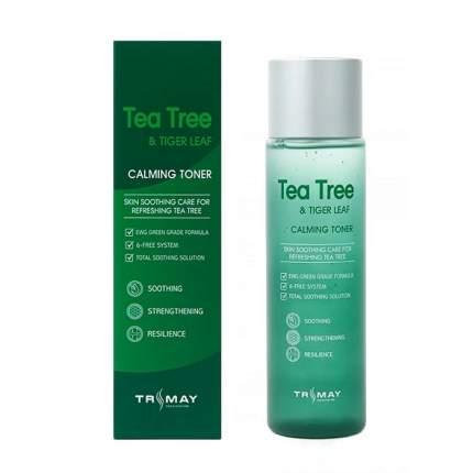 Успокаивающий тонер с чайным деревом Trimay Tea Tree & Tiger Leaf Calming Toner