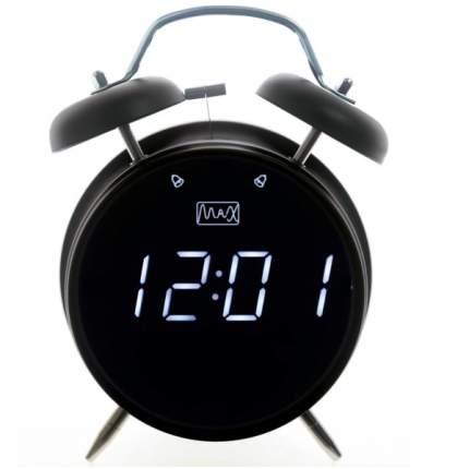 Радио-часы MAX CR-2918 Black