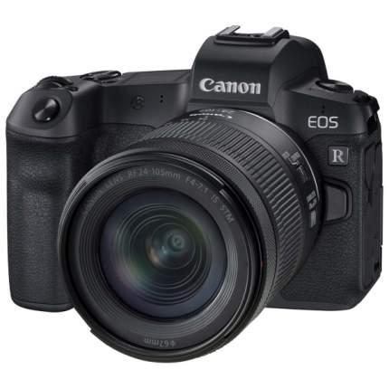 Фотоаппарат системный Canon EOS R RF 24-105mm Black