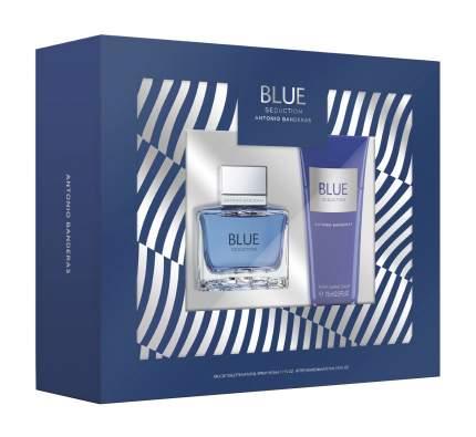 Парфюмерный набор Antonio Banderas Blue Seduction Set