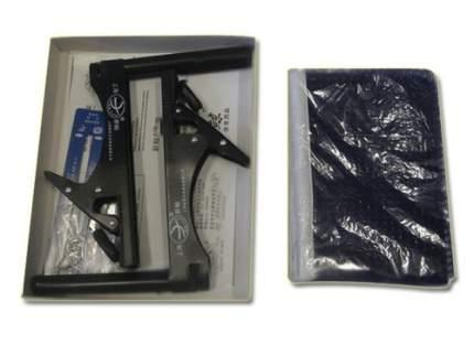 Сетка для н/т , синего цвета (с металлическими стойками в коробке). :(Р203):