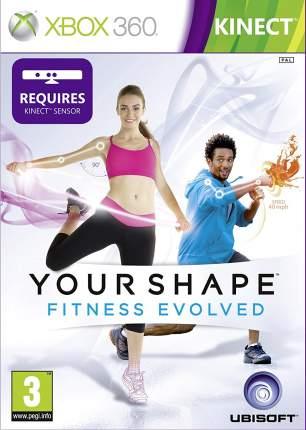 Игра Your Shape Fitness Evolved для Kinect Xbox 360