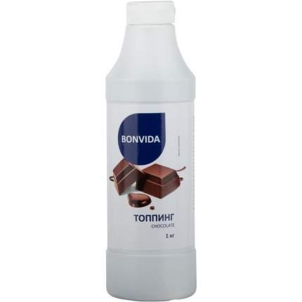 Топпинг Bonvida для мороженого со вкусом шоколад 1 кг