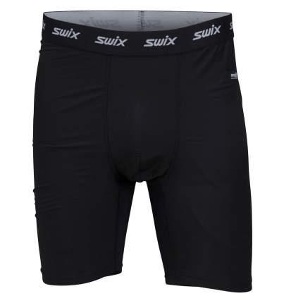 Боксеры SWIX RaceX wind мужские, черный, S INT