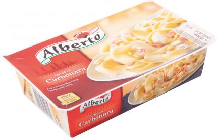 Тортеллони Alberto с ветчиной 400 г
