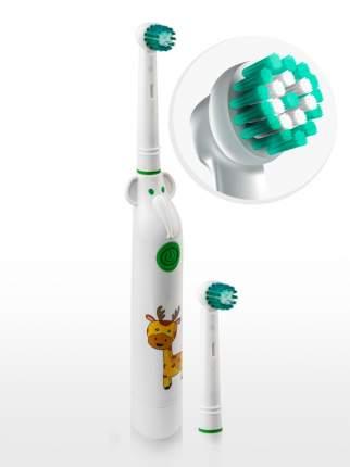 Зубные щетки Aiden-Dent Зоопарк белый жирафик