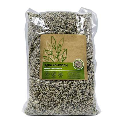 Ядра семян конопли ( очищенные семена конопли) KONOPLEKTIKA, 1000 г., веган, растительные