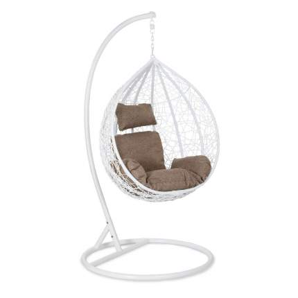 Подвесное кресло Экодизайн Z-11 white/beige