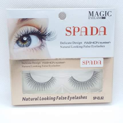 Ресницы Spada Cosmetics SP-EL 62-3 D ЭФФЕКТ *10
