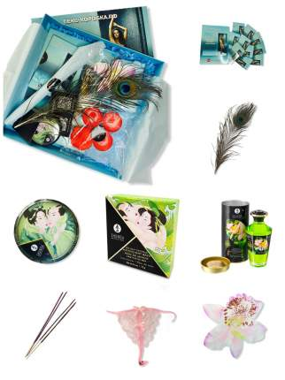 Подарочный набор За гранью прикосновений 12 предметов