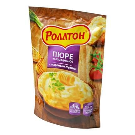 Пюре Роллтон картофельное с жареным луком 240 г