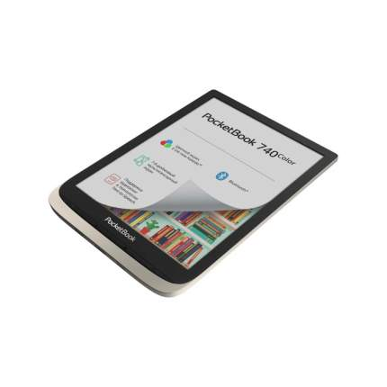 Электронная книга PocketBook 740 Color 16 Moon Silver (PB741-N-RU)