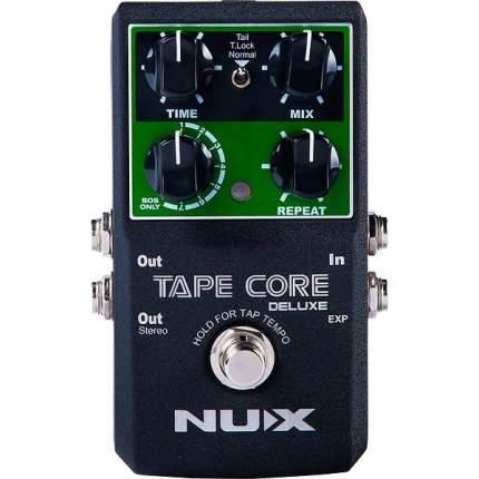 Гитарная педаль эффектов/ примочка NUX Tape-Core-Deluxe