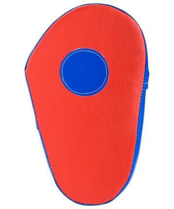 Лапы прямые, к/з, красный/синий, 34х20х20 см, пара
