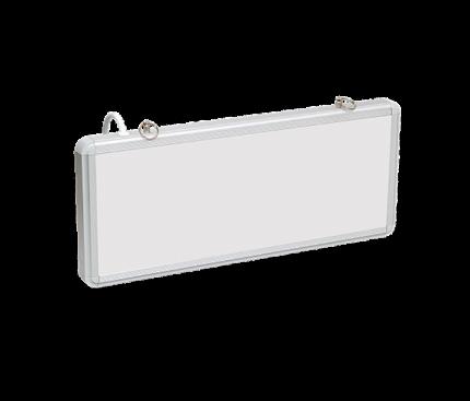 Светильник IEK ССА1005 аварийный на светодиодах, 1,5ч., 3Вт, одностор., без наклейки,