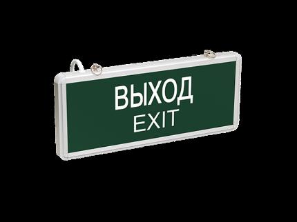 Светильник IEK аварийный на светодиодах ССА1001, 1,5ч., 3Вт