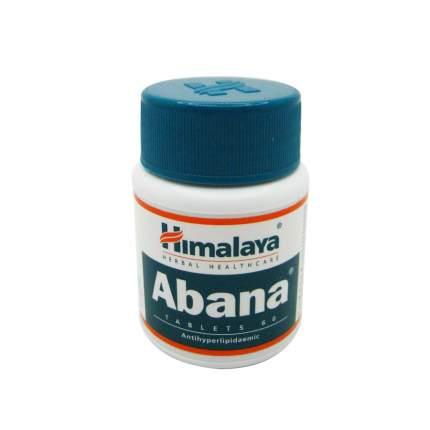 Abana Himalaya Абана от повышенного давления таблетки 60 шт.