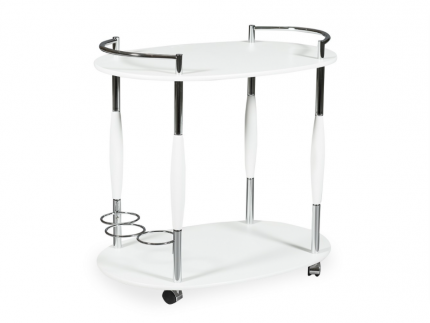 Стол сервировочный SC-5037-W