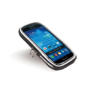 Mingda чехол для смартфона на руль/ вынос L15.5*W8*H1.8см с сенсорным окошком