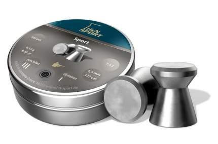 Пули H&N Sport 4,5 мм 0,53 г (500 шт.)